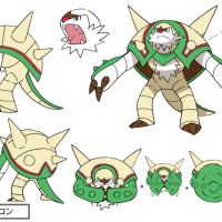 Xiaoperior's Pokemon Corner- Origin Monday: Chesnaught